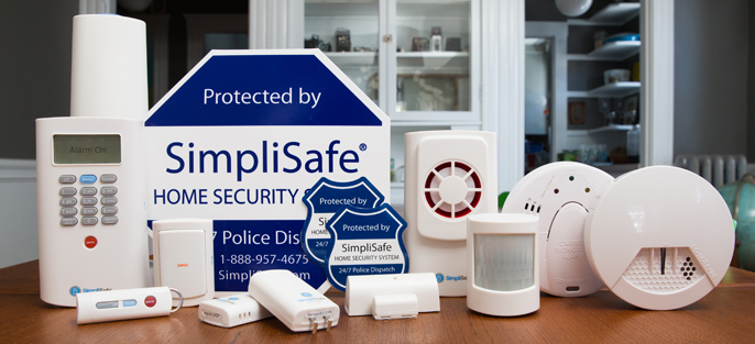 Simplisafe Home Security Top Home Security System Reviews